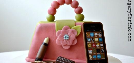Cake purse tss