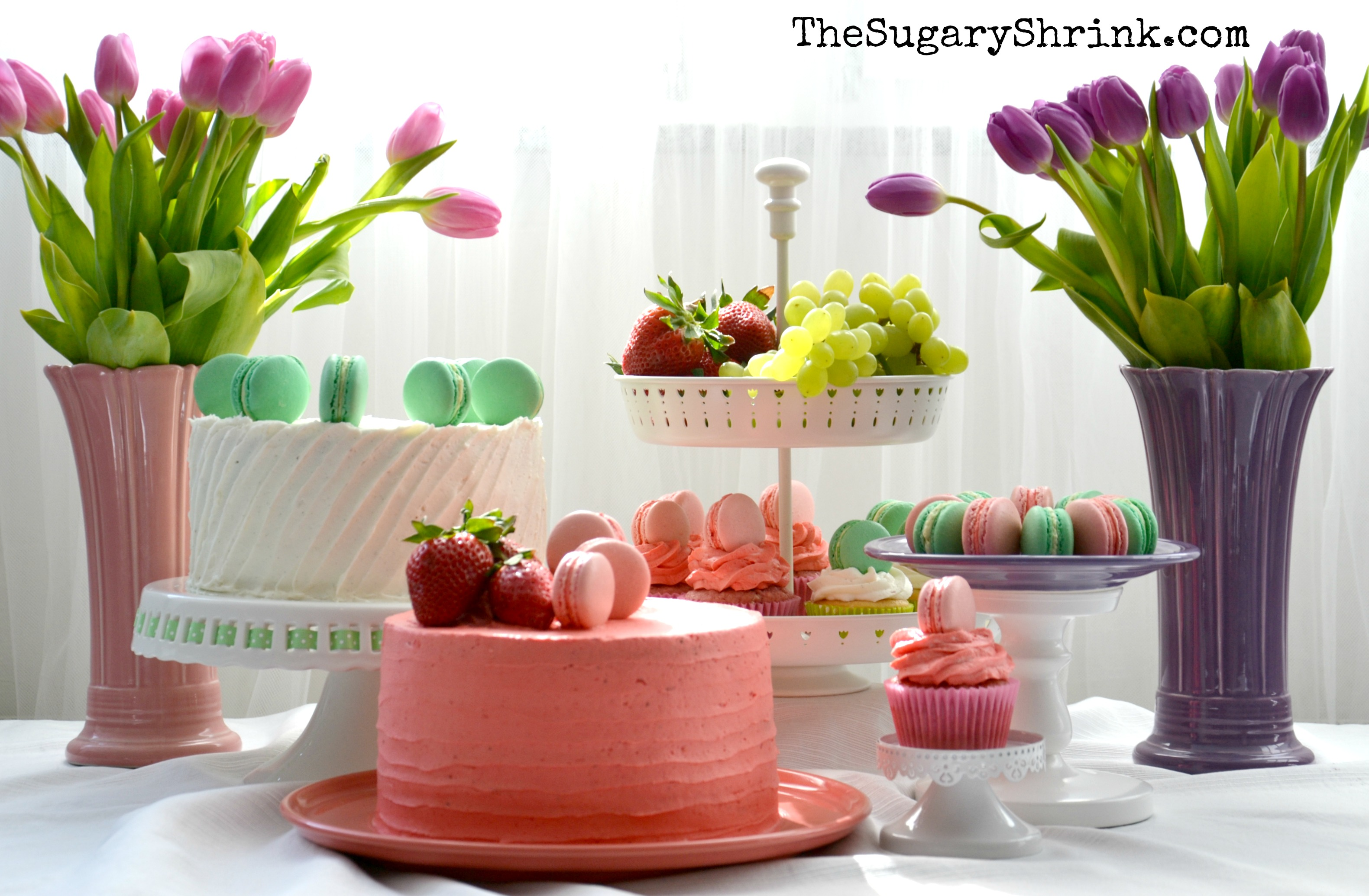 two cakes 198 tss