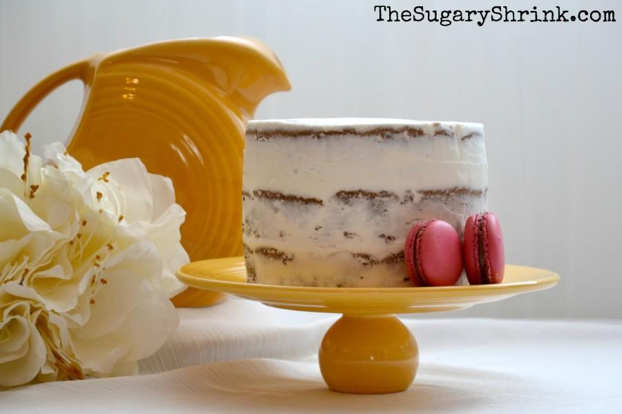 apple macaron cake 827 tss