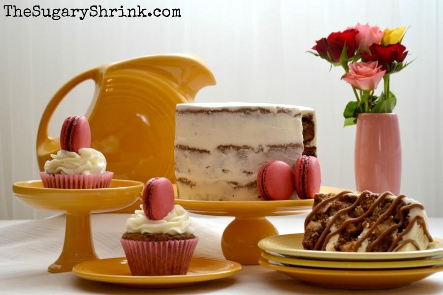 apple macaron cake 933 tss