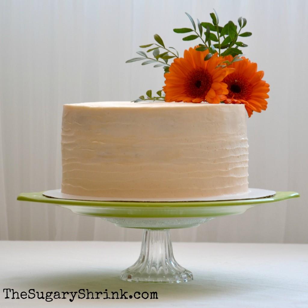 orange cream cake 656 insta