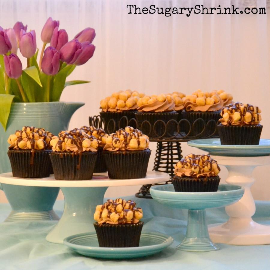 pb capn cr choc cupcake 146 insta