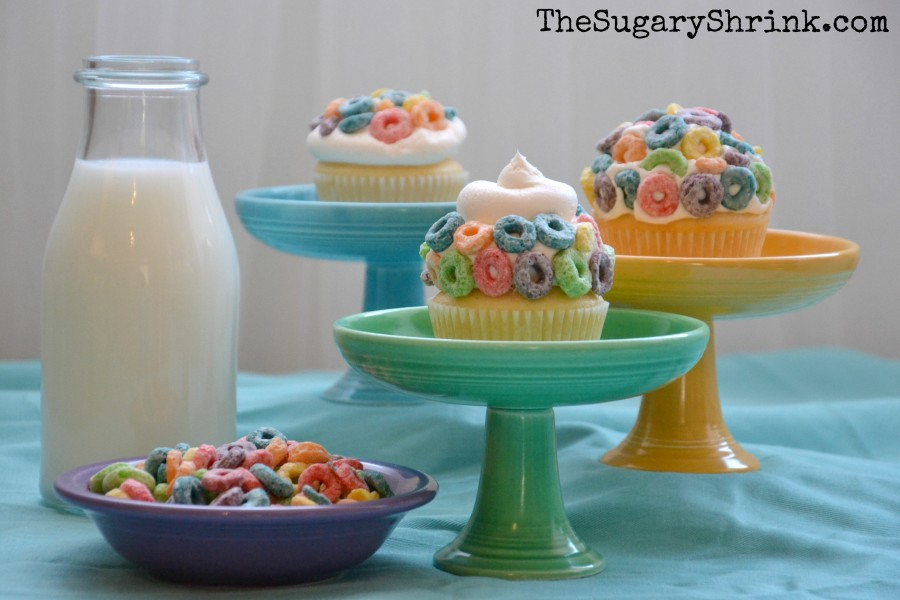 fruit loop cupcake 320 tss