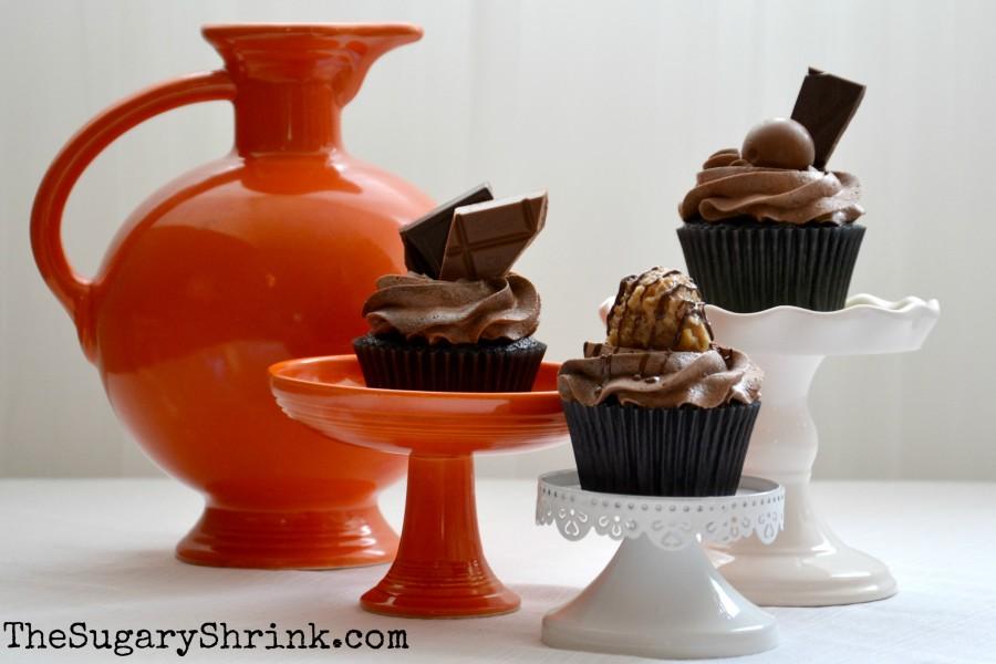 germ choc cupcakes 333 tss