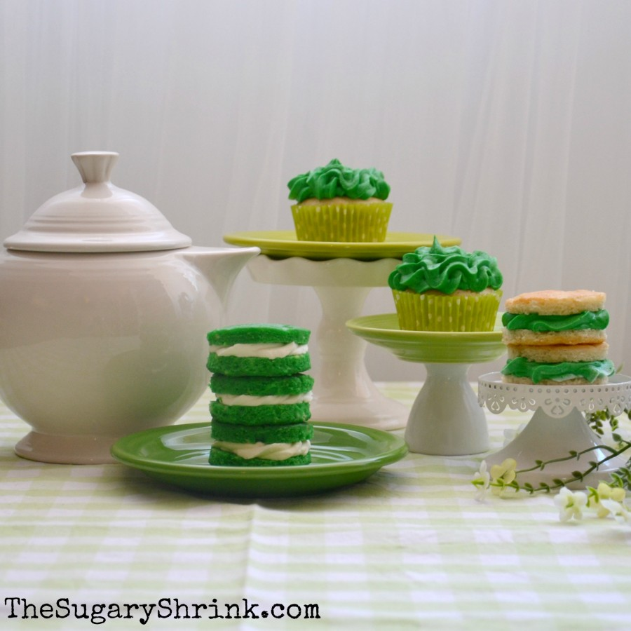 green checkerboard cupcakes whoopie 364 insta