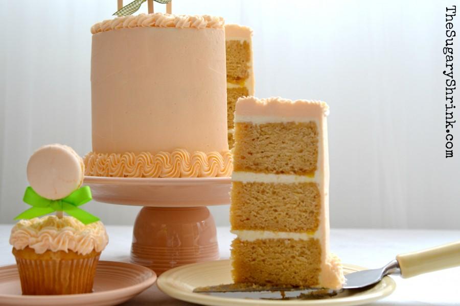 peach cake 705 tss