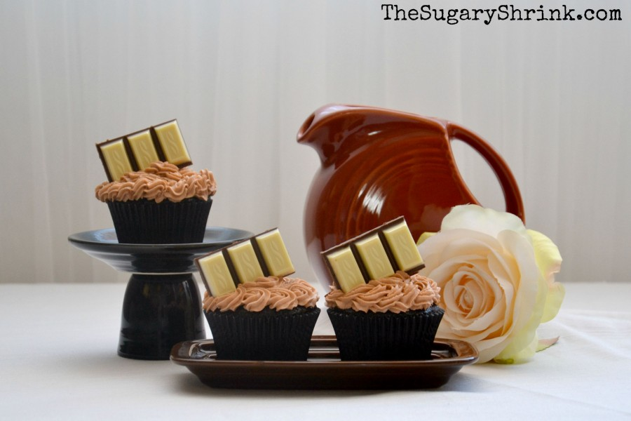 venice mocha choc cupcake 971 tss