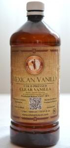 vanilla clear at 30 pct