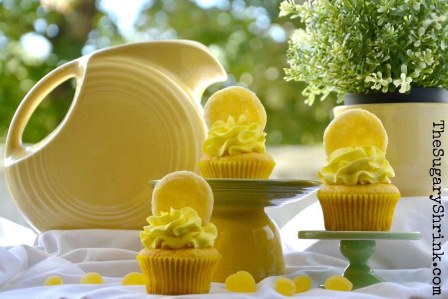 lemony lemon cupcakes 259 tss