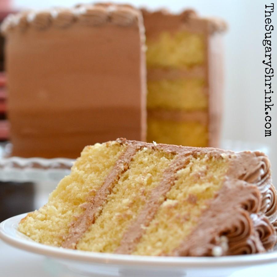 vanilla chocolate cake flowers 597 insta