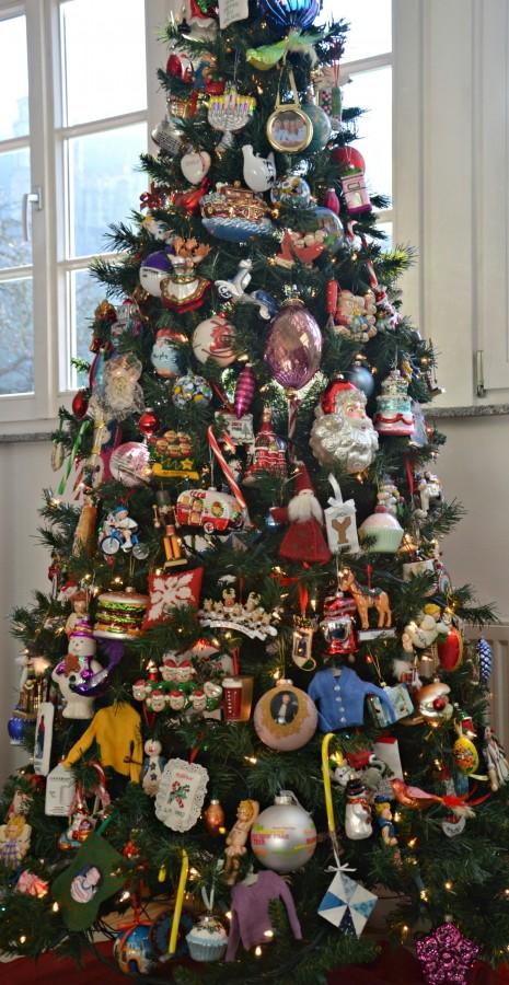 christmas tree 402