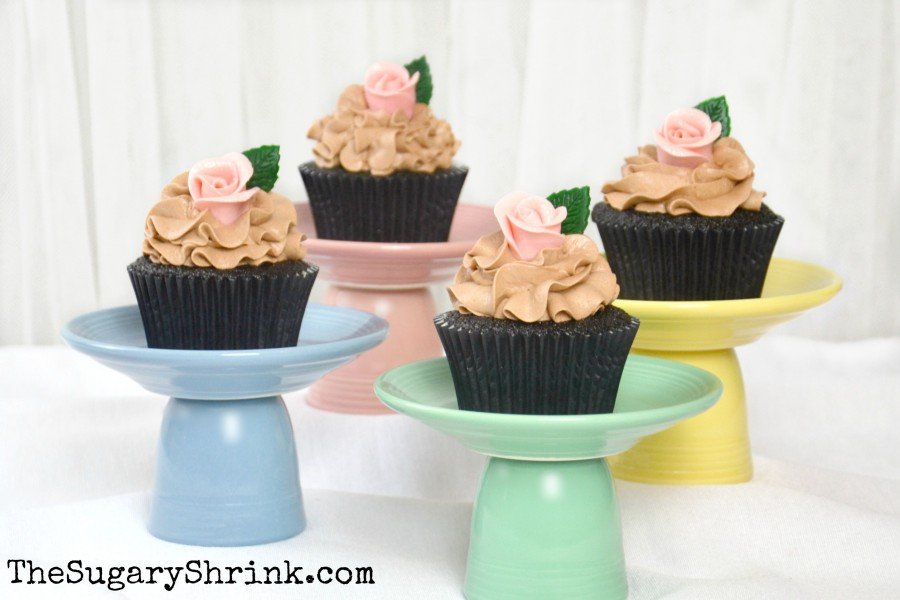 choc rose cupcakes easter 501 tss