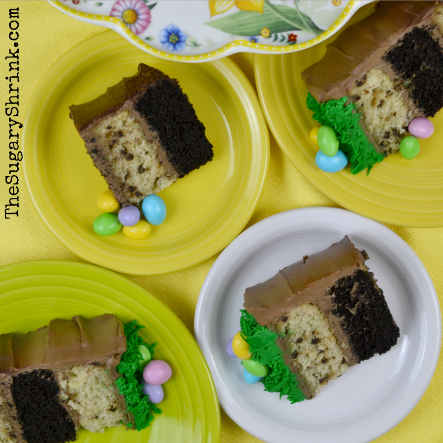 easter bunny cake 387 insta
