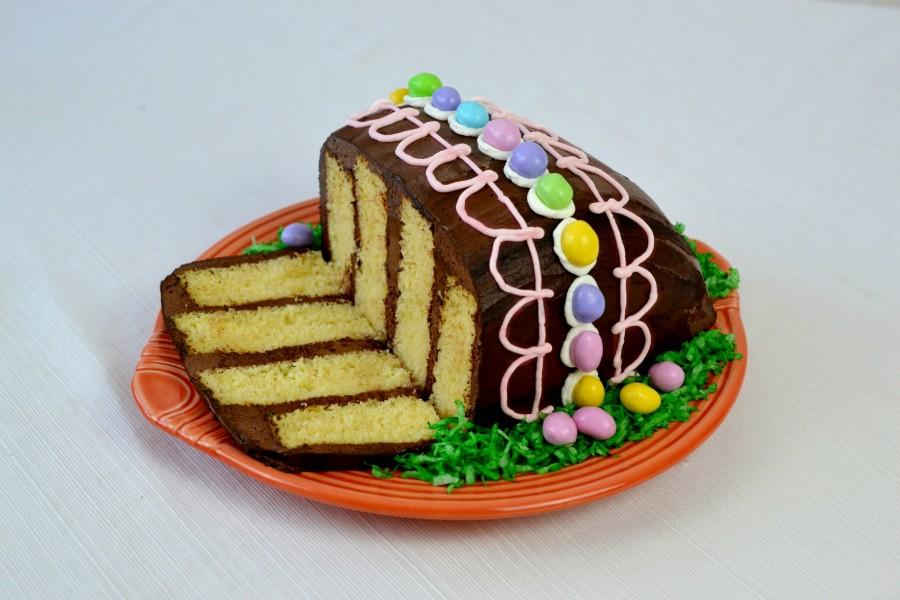 vintage easter egg cake tss 063