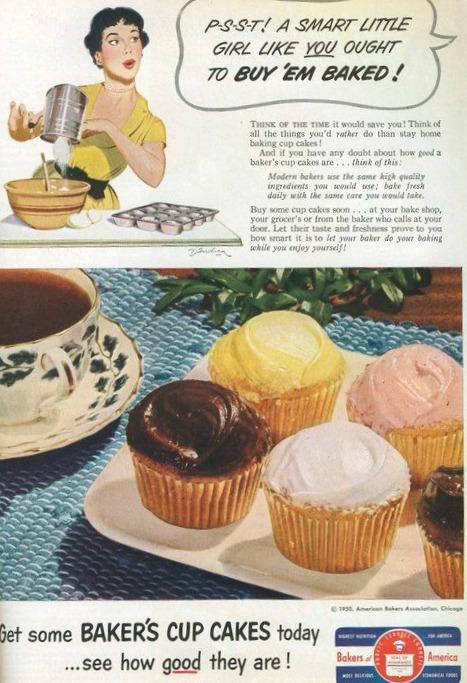 bakers assoc vintage ad