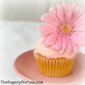 flower pink vanilla cupcake 893 insta