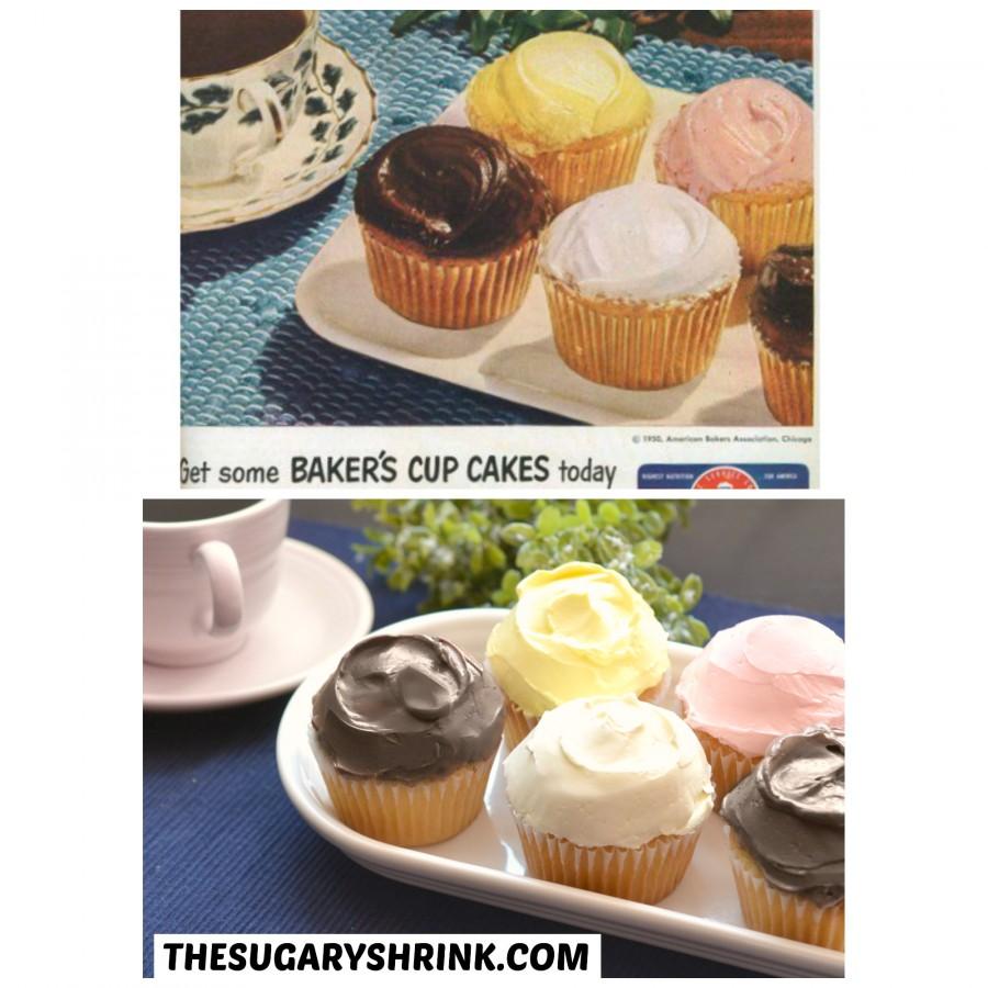 vintage ad cupcakes vanilla insta 2