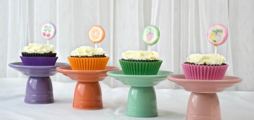 red velvet cupcake lollipop 170 tss