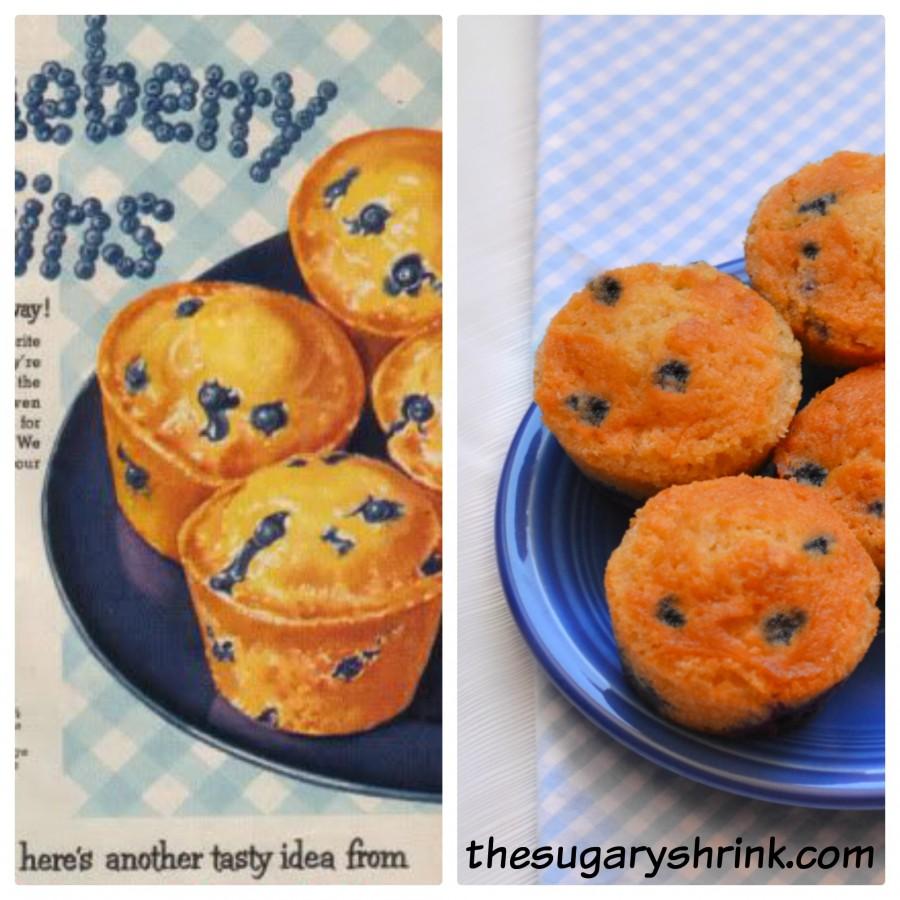 vintage ad muffins blue insta 2